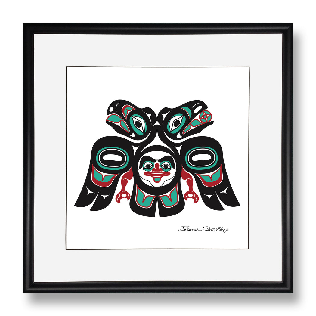 """Lovebirds"" Limited Edition Art Print - The Shotridge Collection"