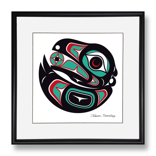 """Raven 2"" Limited Edition Art Print - The Shotridge Collection"