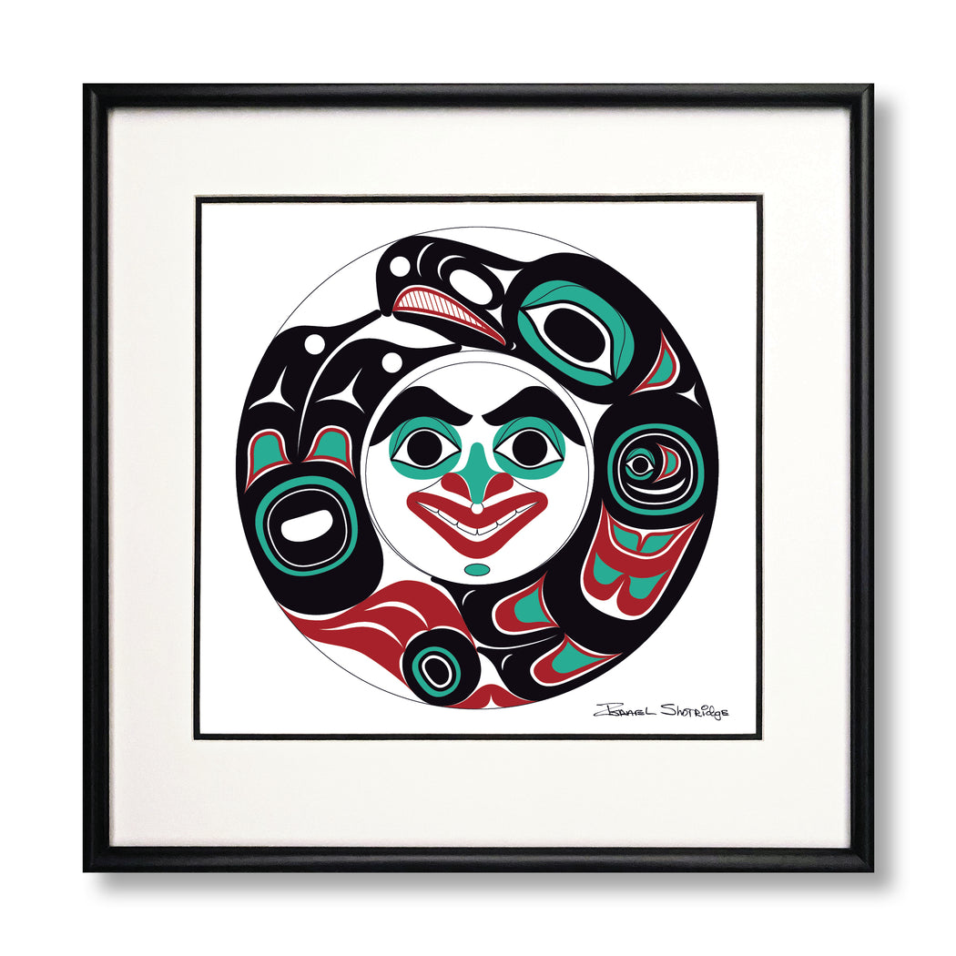"""Eagle Spirit"" Limited Edition Art Print"
