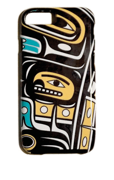 """Chilkat"" iPhone Case - Shotridge.com"