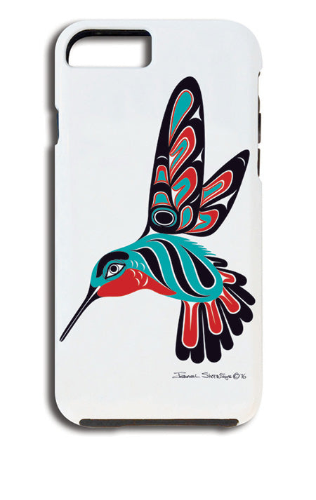 """Hummingbird"" iPhone Case - The Shotridge Collection"