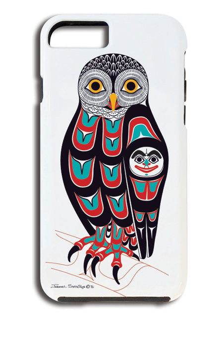 """Owl"" iPhone Case - The Shotridge Collection"