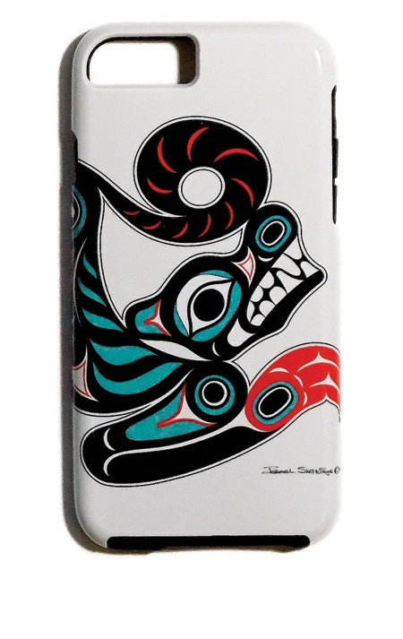 """Wolf"" iPhone Case - The Shotridge Collection"