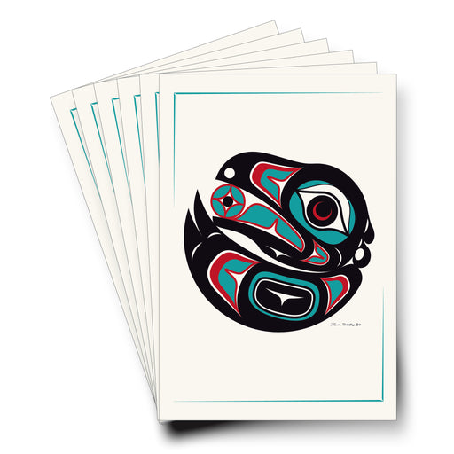 """Raven 2"" Art Cards - The Shotridge Collection"