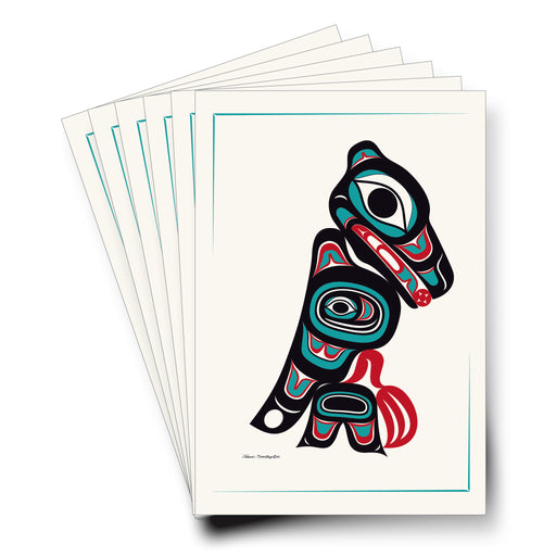 """The Raven"" Art Cards - Shotridge.com"