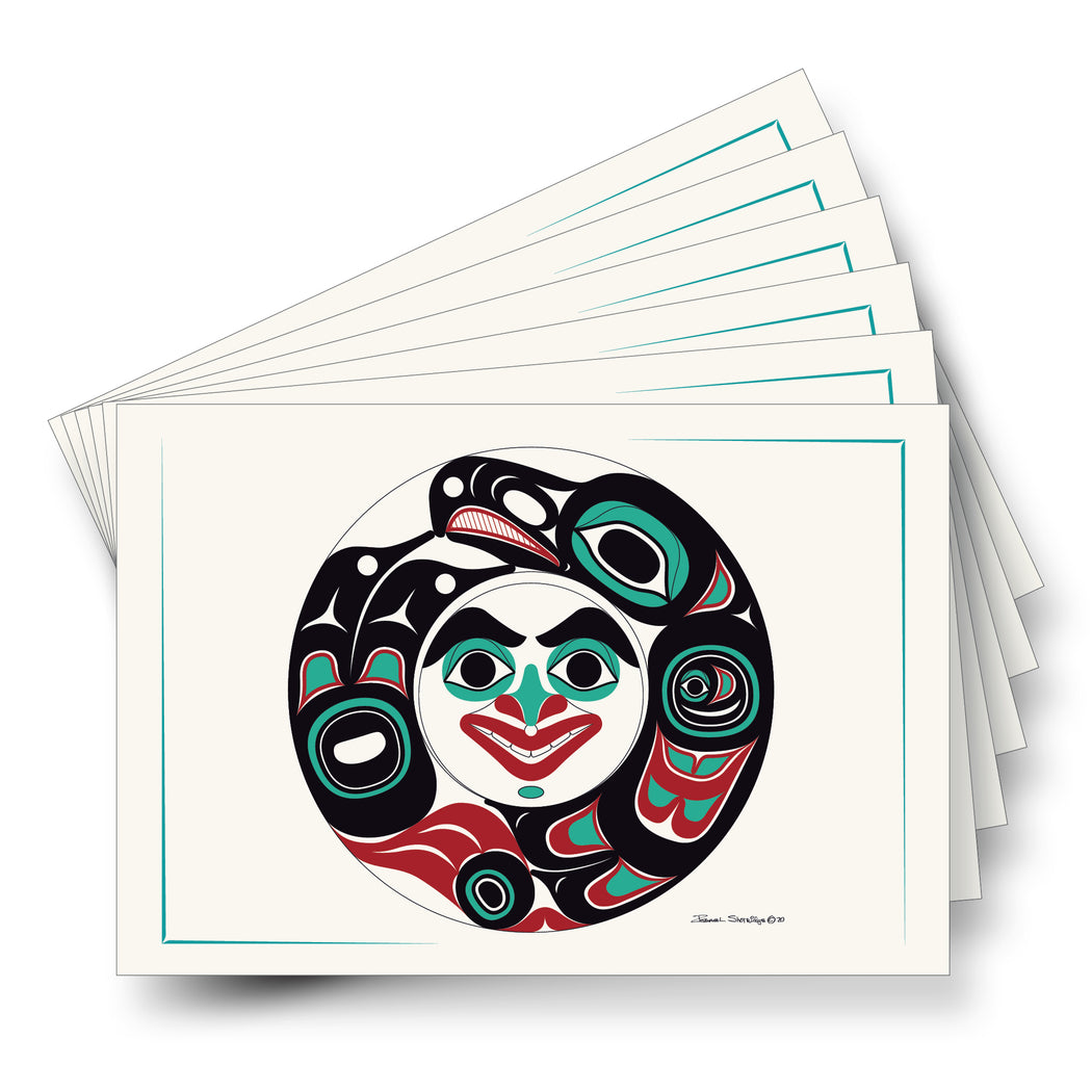 """Eagle Spirit"" Art Cards"