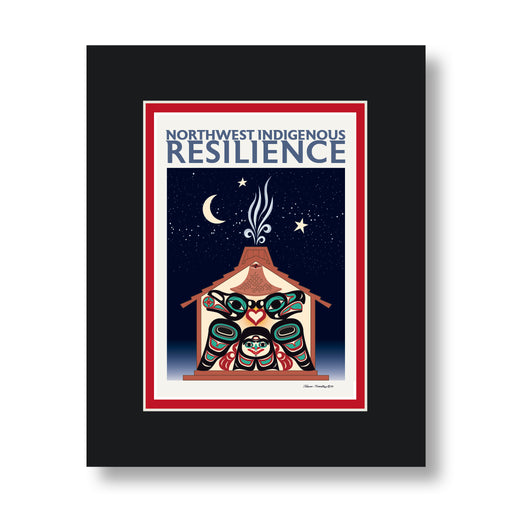 """Northwest Indigenous Resilience"" Art Cards"