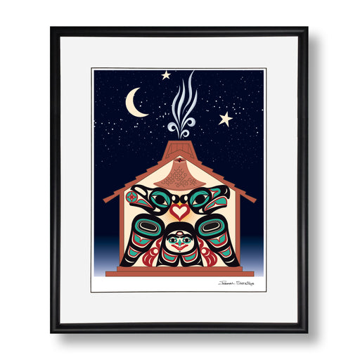 """Northwest Indigenous Resilience"" Limited Edition Art Print"