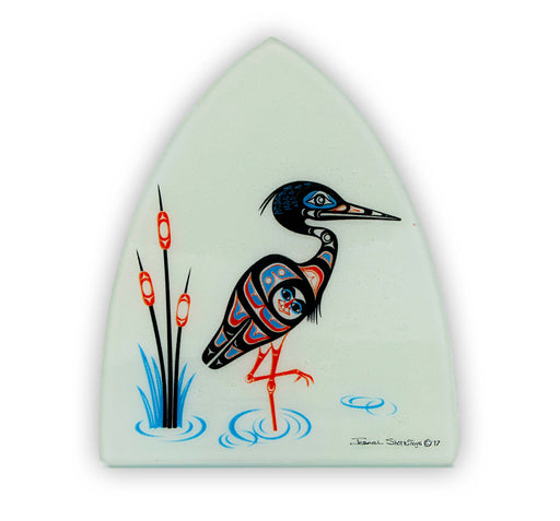"""Heron"" Night Light - The Shotridge Collection"