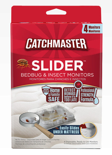 Bed Bug Slider