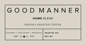 Home Blend - Good Manner