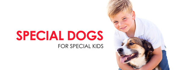 Special Dogs for Special Kids