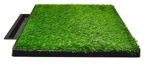 Pet Dog Pee Turf Bathroom Relief System - 3 Layers