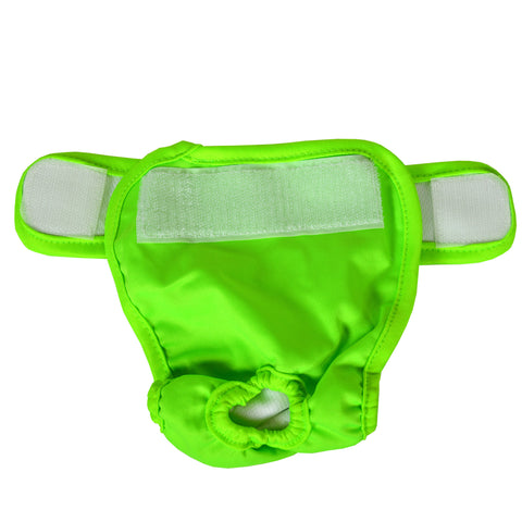 Extra Absorbent Female Washable Dog Diapers - Great for Puppy Training and Adult Dogs