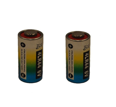 2 Replacement Batteries Citronella No Bark Collar Anti-Bark