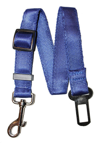 Universal Dog Seatbelt, Adjustable Safety Restraint For Travel