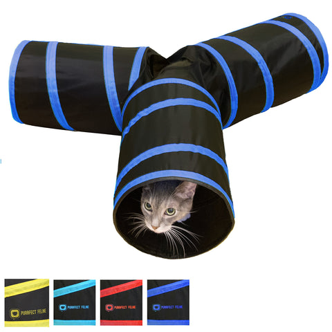 Tunnel of Fun - Cat Tunnel with Crinkle