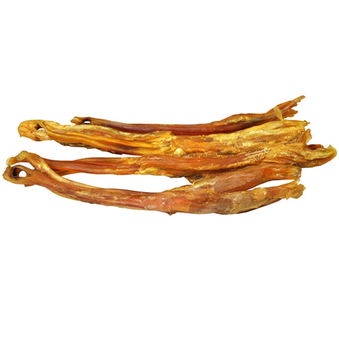 "All Natural Beef Tendons - Healthy Dog Treats from Free Range Beef, 8"" - 10"" long"