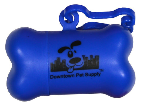 Bone Dispenser for Pet Waste Poop Bags