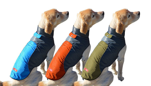 Peak Pooch Cold Weather Dog Jacket
