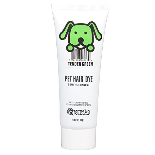 Pet Dog Hair Dye Gel, All colors 4 ounces – Downtown Pet Supply