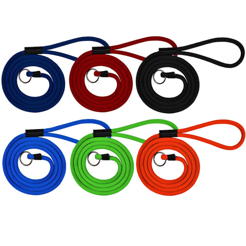 BULK Heavy Duty Slip Lead, Super Long Lasting, 6 feet