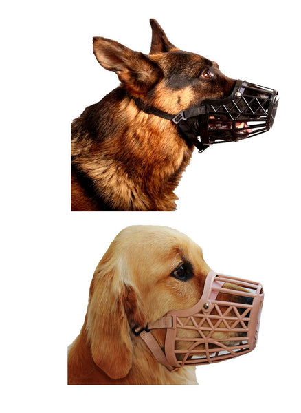 Basket Cage Dog Grooming Muzzle Downtown Pet Supply