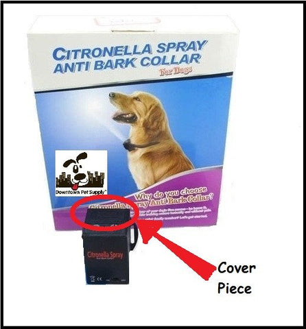 Replacement Cover piece for Citronella No Bark Device