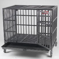 ProSelect Virtually Indestructible Empire Dog Crate Cage