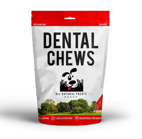 Best Healthy Dental Chews Treats - Fresh Breath and Healthy Teeth