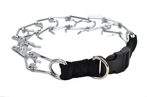 Deluxe Prong Collar for Dogs