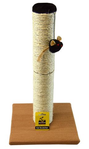 Cat Scratching Post, Full of Sisal