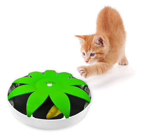 Magnet Mouse Mania - Interactive Cat Toy