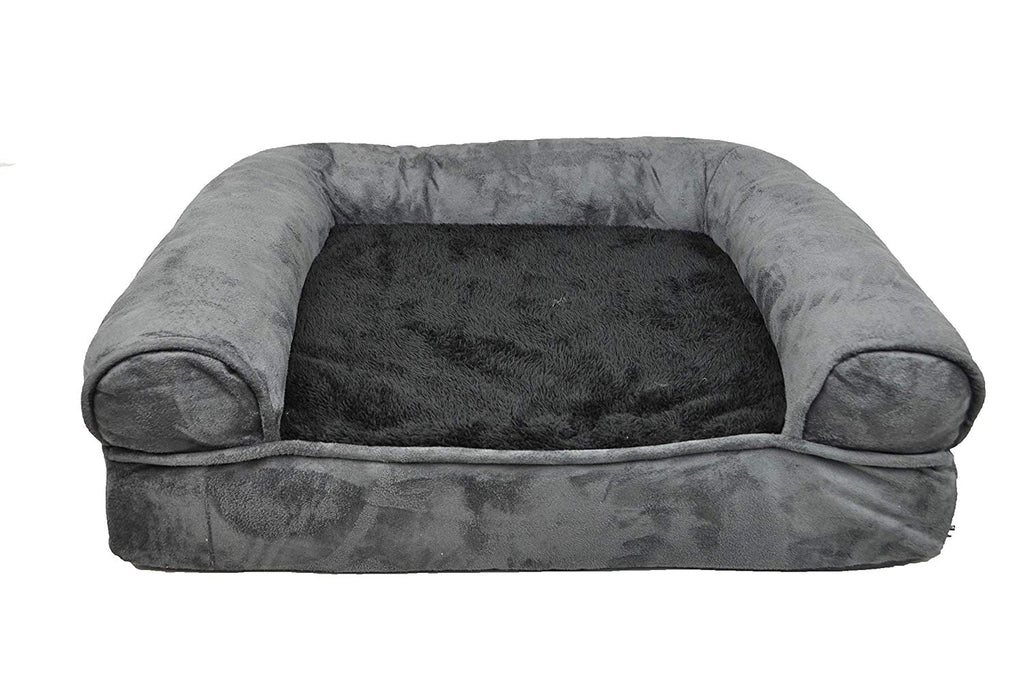 Pleasant Comfortable Sofa Style Pet Bed With Washable Cover Bralicious Painted Fabric Chair Ideas Braliciousco