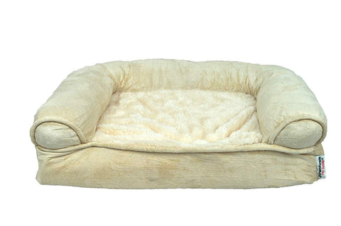 Comfortable Sofa Style Pet Bed with Washable Cover