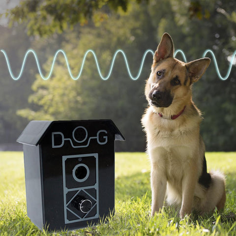 Ultrasonic - Bark Control + Free Anti Bark Dog Whistle
