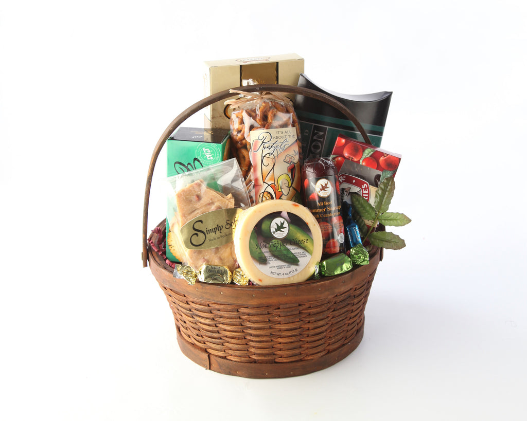 Classic Gift Basket