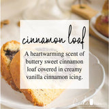 Cinnamon Loaf Soy Candle