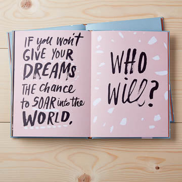 Now is the Time for Dreams Gift Book