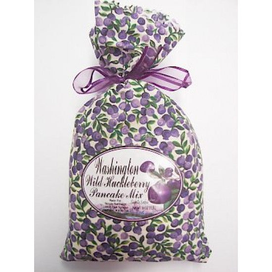 Washington Wild Huckleberry Muffin Mix