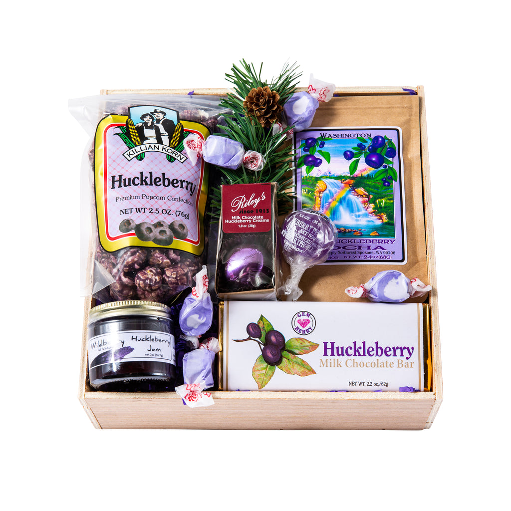 Huckleberry Sampler Crate