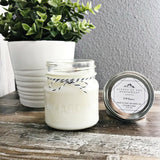 Coconut Wax Candle