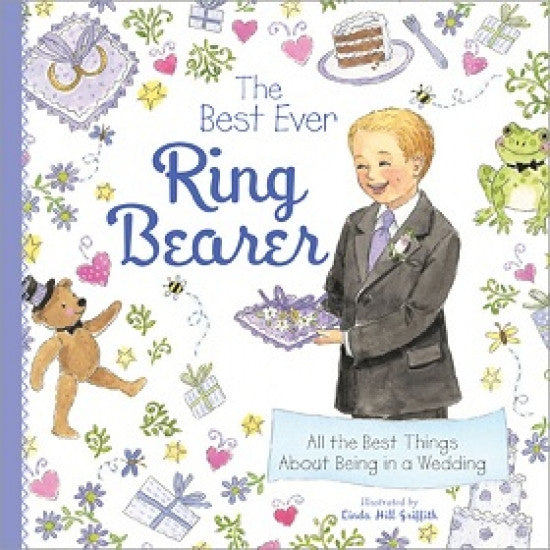Best Ever Ring Bearer Book