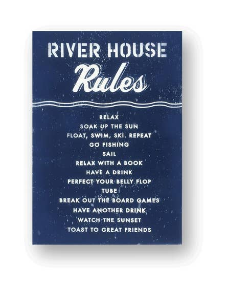 River House Rules