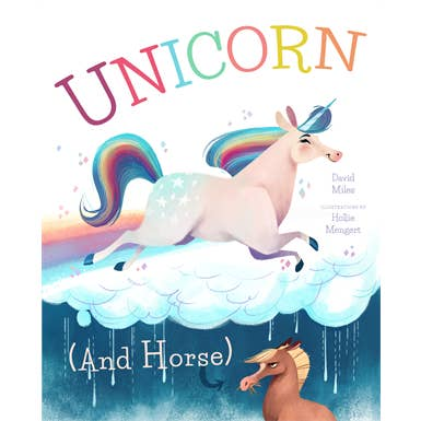Unicorn and Horse Book