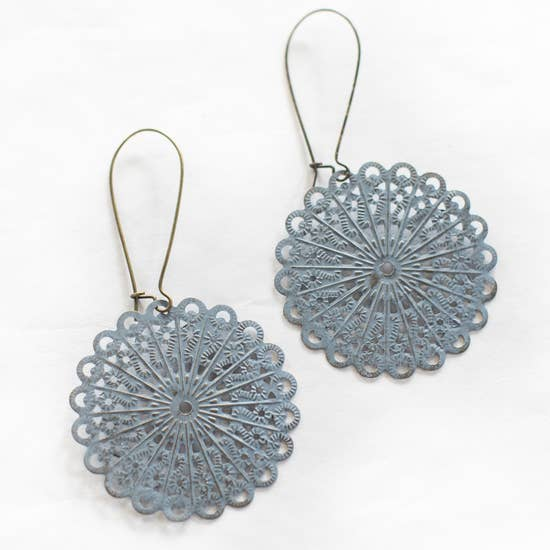 Daydream Filigree Earrings