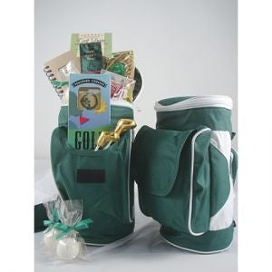 Golf Bag Gift Basket