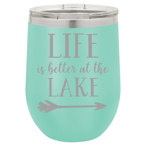 Lake Stainless Steel Tumbler