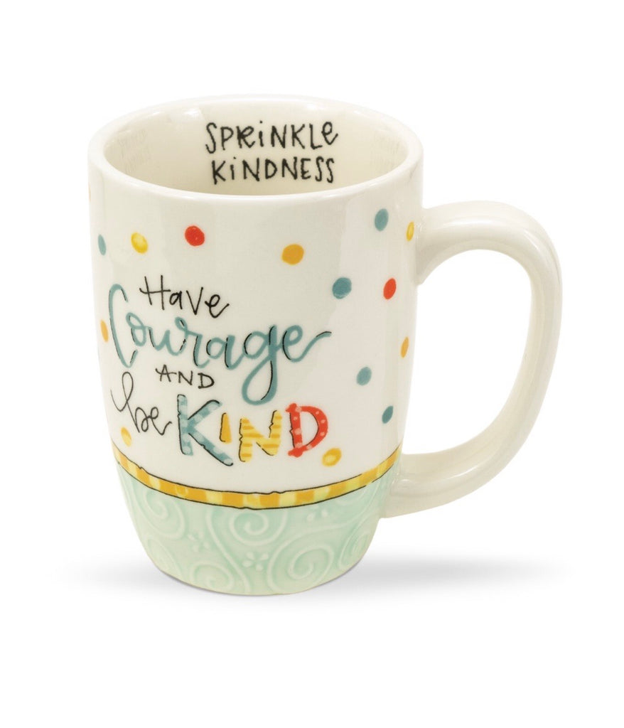 Have Courage and Be Kind Gift Mug