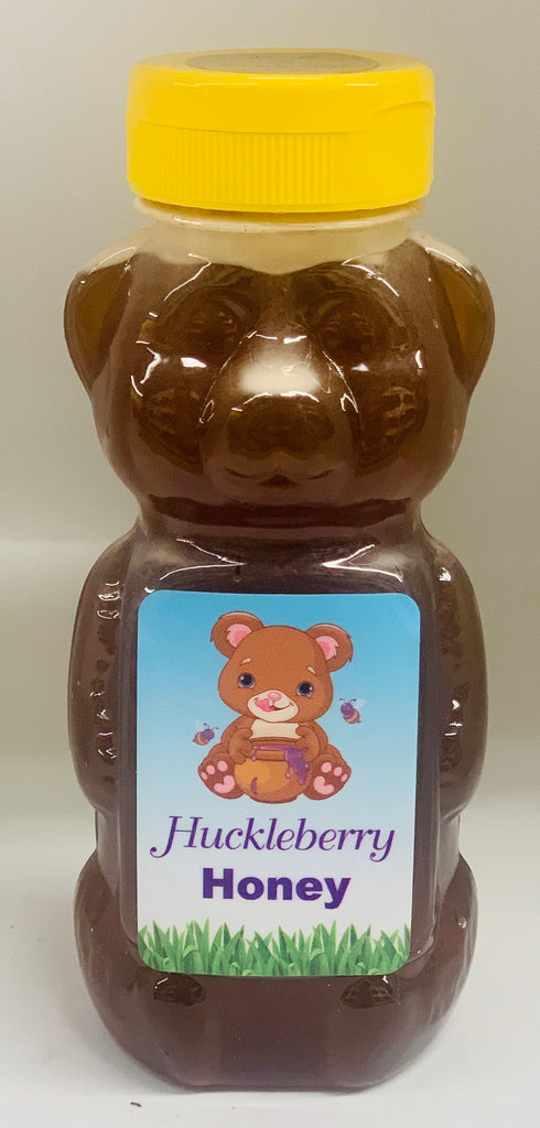 Washington Wild Huckleberry Honey